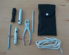 Outboard Tool Kit with starter cord